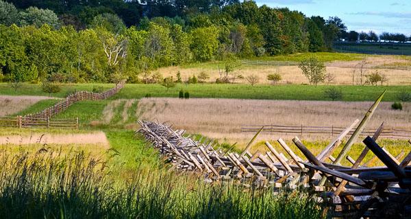 Gettysburg National Battlefield Grasslands