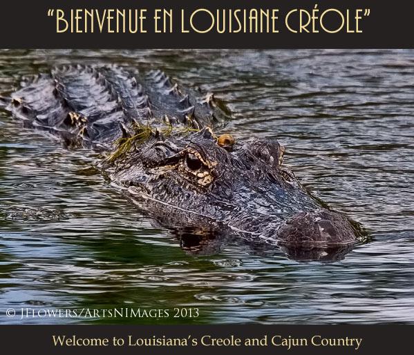 Louisiana welcome